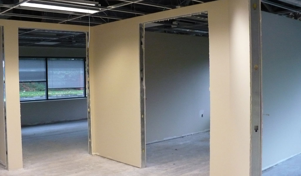 Barret Business Systems - drywall