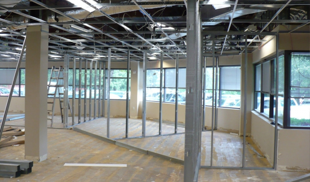 Barret Business Systems - framing