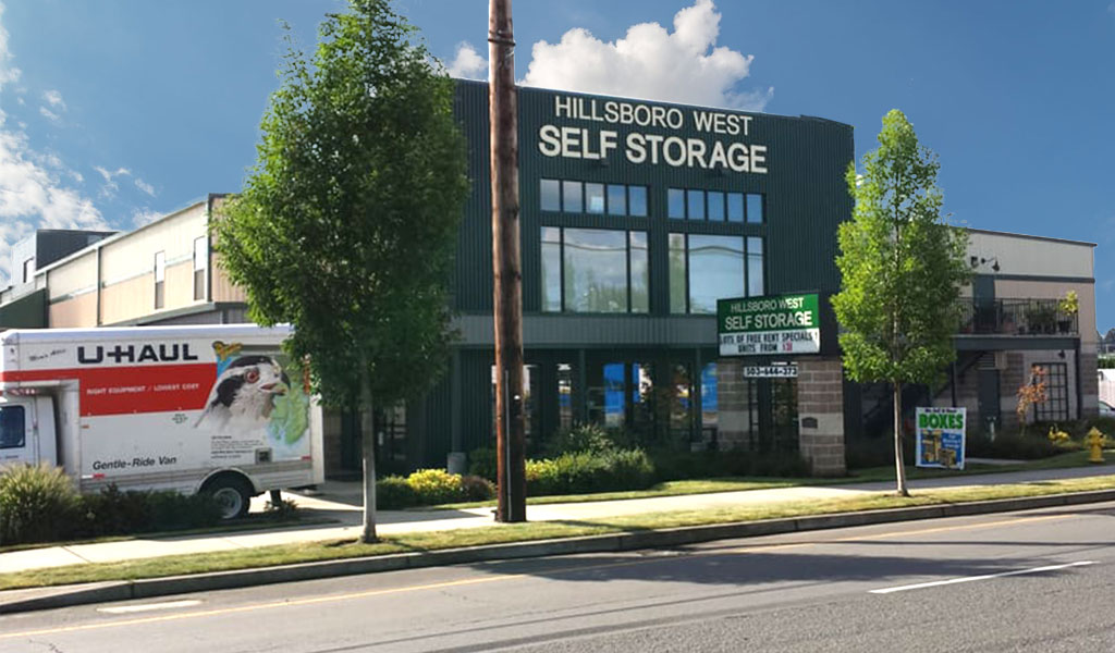 Hillsboro Self Storage